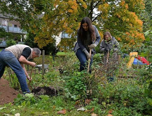 Familienzentrum Fidibus e.V.: Naturnaher Gartenspielplatz für das Familienzentrum