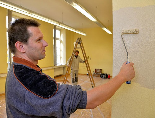 Gesundheitspark Trier: Renovierung eines Seminarraums
