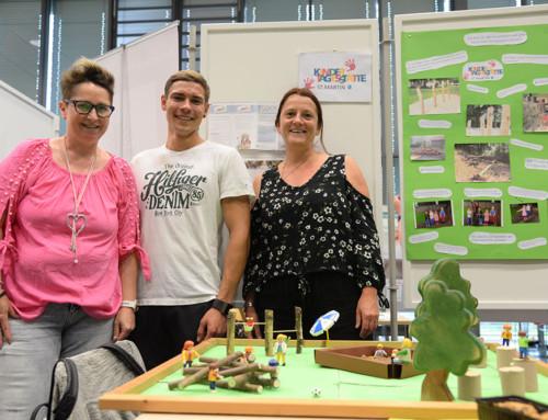 Kindertagesstätte St. Martin BKT Trier: Naturnahe Bewegungslandschaft