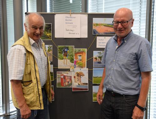Petrisberg-Connect e.V.: Öffentlicher Bücherschrank