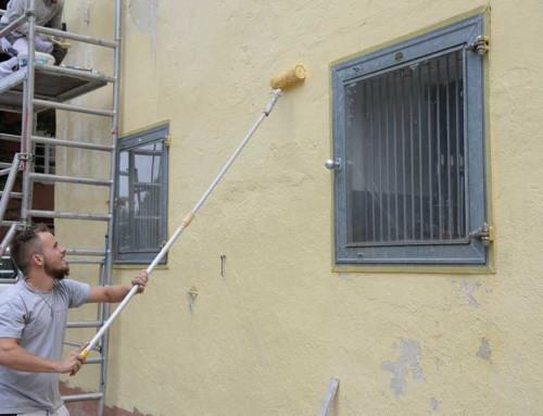 Reitverein Trier e.V.: Neubau eines Richterhäuschens für Reitturniere